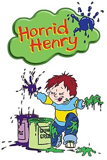 <i>Horrid Henry</i> (TV series) British animated television series