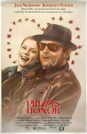 Prizzi's Honor - Theatrical poster
