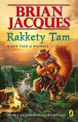 Rakkety Tam - UK first edition cover