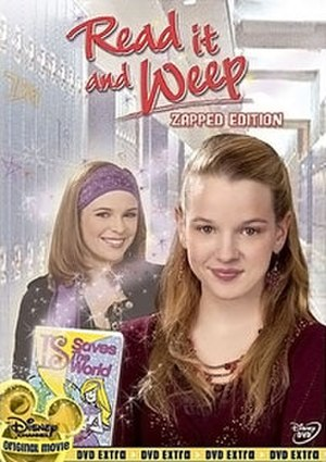 Read It and Weep - DVD cover