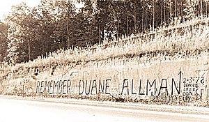 Duane Allman - Image: Remember Duane Allman