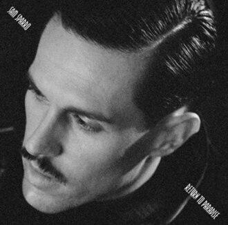 Return to Paradise (Sam Sparro album) - Image: Return to Paradise (Sam Sparro album)