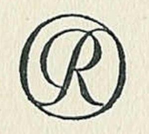 Rinehart & Company - Image: Rinehart colophon