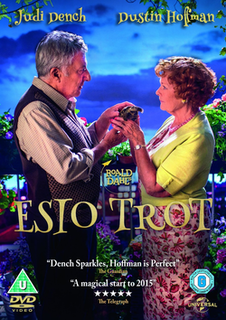 <i>Roald Dahls Esio Trot</i> 2015 British comedy television film directed by Dearbhla Walsh