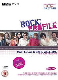Rock Profile DVD cover