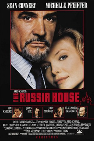 The Russia House (film) - Theatrical release poster