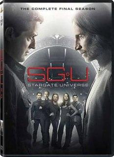 <i>Stargate Universe</i> (season 2) season of television series