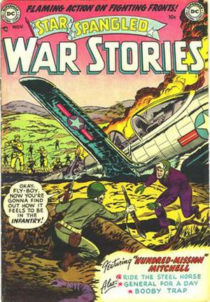 Star Spangled War Stories - Image: SSWS01