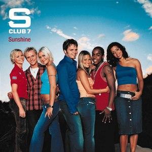 Sunshine (S Club 7 album) - Image: S Club Sunshine (Album Cover)