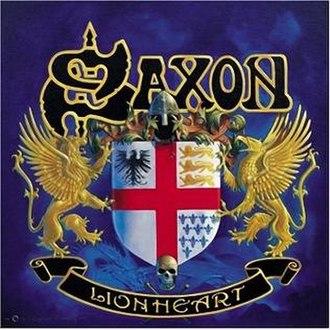 Lionheart (Saxon album) - Image: Saxon lionheart