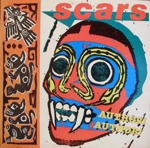 Author! Author! (album) - Image: Scars Author! Author!