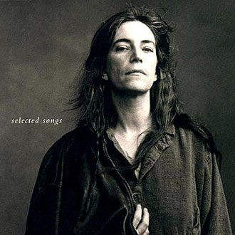 The Patti Smith Masters - Image: Selected Songs Patti Smith