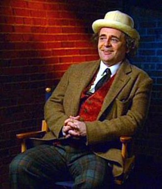 Seventh Doctor - The Seventh Doctor's TV Movie costume.