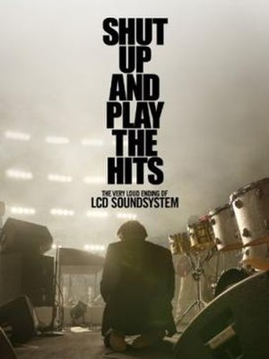 Shut Up and Play the Hits - DVD cover
