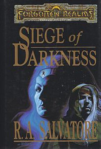 Siege of Darkness - Cover of the first edition