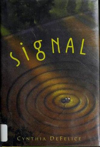 Signal (novel) - Image: Signal (novel)