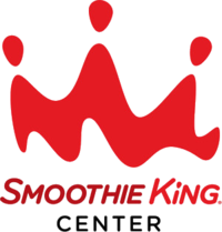 Smoothie King Center logo.png