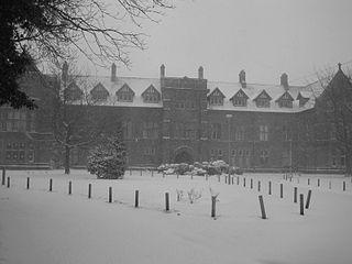 Seafield Convent Grammar School