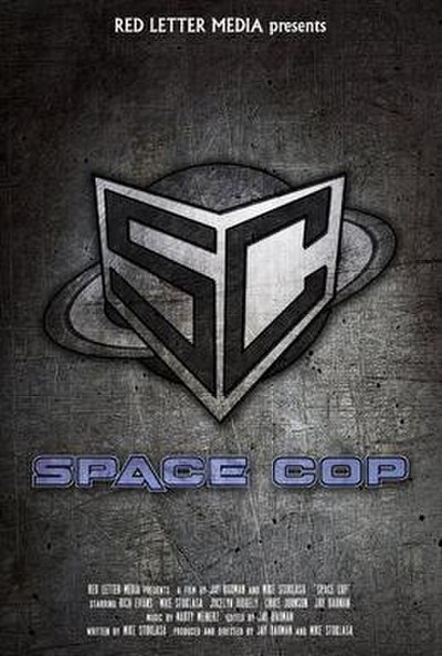 Picture of a movie: Space Cop