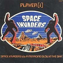 Space Invaders (Player One single, cover art - Australian version).jpg