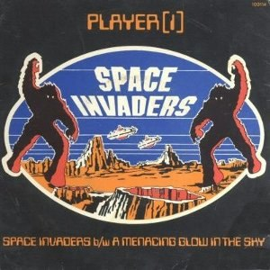 Space Invaders (Player One song) - Image: Space Invaders (Player One single, cover art Australian version)