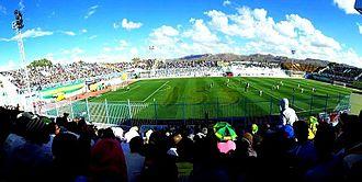 August 20, 1955 Stadium (Béchar) - Image: Stade 20 Août 1955 (Béchar)