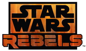Star Wars Rebels - Image: Star Wars Rebels logo