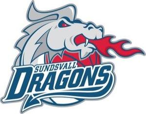Sundsvall Dragons - Image: Sundsvall Dragons