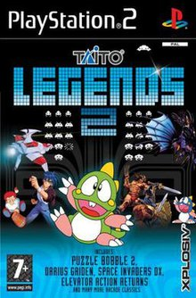 833c9be400a Taito Legends 2 - Wikipedia