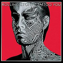 tattoo album rolling stones covers tatoo 1981 start wikipedia studio stone record albums tatto artwork lp band fire emotional rescue
