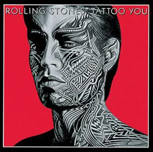 Tattoo You - Image: Tattoo You 81
