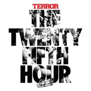 The 25th Hour (Terror album) - Image: Terror The 25th Hour