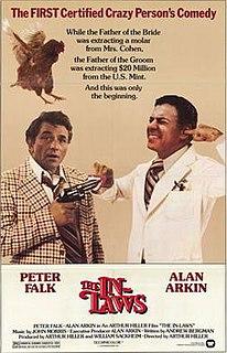 <i>The In-Laws</i> (1979 film) 1979 film by Arthur Hiller