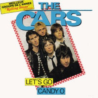 Let's Go (The Cars song) - Image: The Cars Lets Go 7Inch Single Cover
