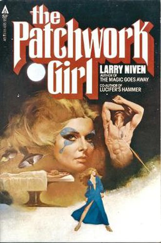 The Patchwork Girl - First edition (publ. Ace Books)