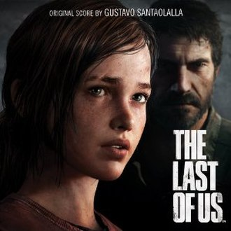 Music of The Last of Us - Image: The Last of Us soundtrack
