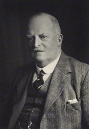 George Courthope, 1st Baron Courthope - Lord Courthope in 1945