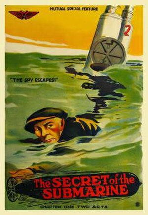 The Secret of the Submarine - Film poster