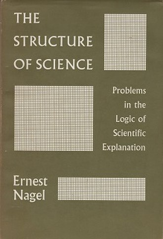 The Structure of Science - Cover of the first edition