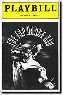 <i>The Tap Dance Kid</i> musical