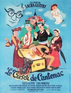 <i>The Treasure of Cantenac</i>