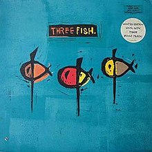 Artwork for the 1996 vinyl edition