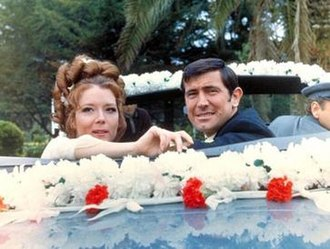 Tracy Bond - Mr. and Mrs. Bond.