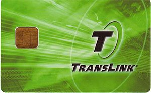Clipper card - The former TransLink card