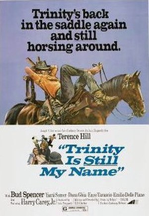 Trinity Is Still My Name - US film poster