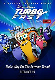 Turbo Fast  Temporada 1  1080p  Español Latino