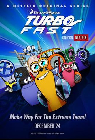 Turbo Fast - Image: Turbo FAST poster