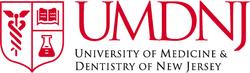 UMDNJ logo