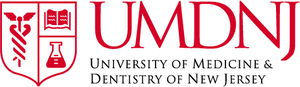 University of Medicine and Dentistry of New Jersey - Image: UMDNJ logo