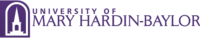 University of Mary Hardin-Baylor main logo.png